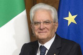 Mattarella in visita a Catania, inaugurazione del viale intitolato a Ciampi