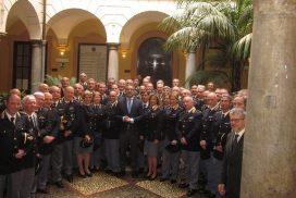 Questa mattina il Questore di Palermo, Renato Cortese, ha incontrato i nuovi 58 Funzionari di Pubblica Sicurezza che sono stati assegnati alla provincia di Palermo