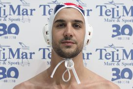 Fabrizio Di Patti, TeLiMar pallannuoto Palermo