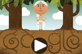 48° Giornata della Terra, Google doodle Earth Day