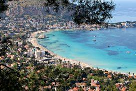 Il Golfo di Mondello, Palermo