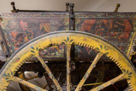Il Museo del Carretto Siciliano - The Sicilian Cart Museum